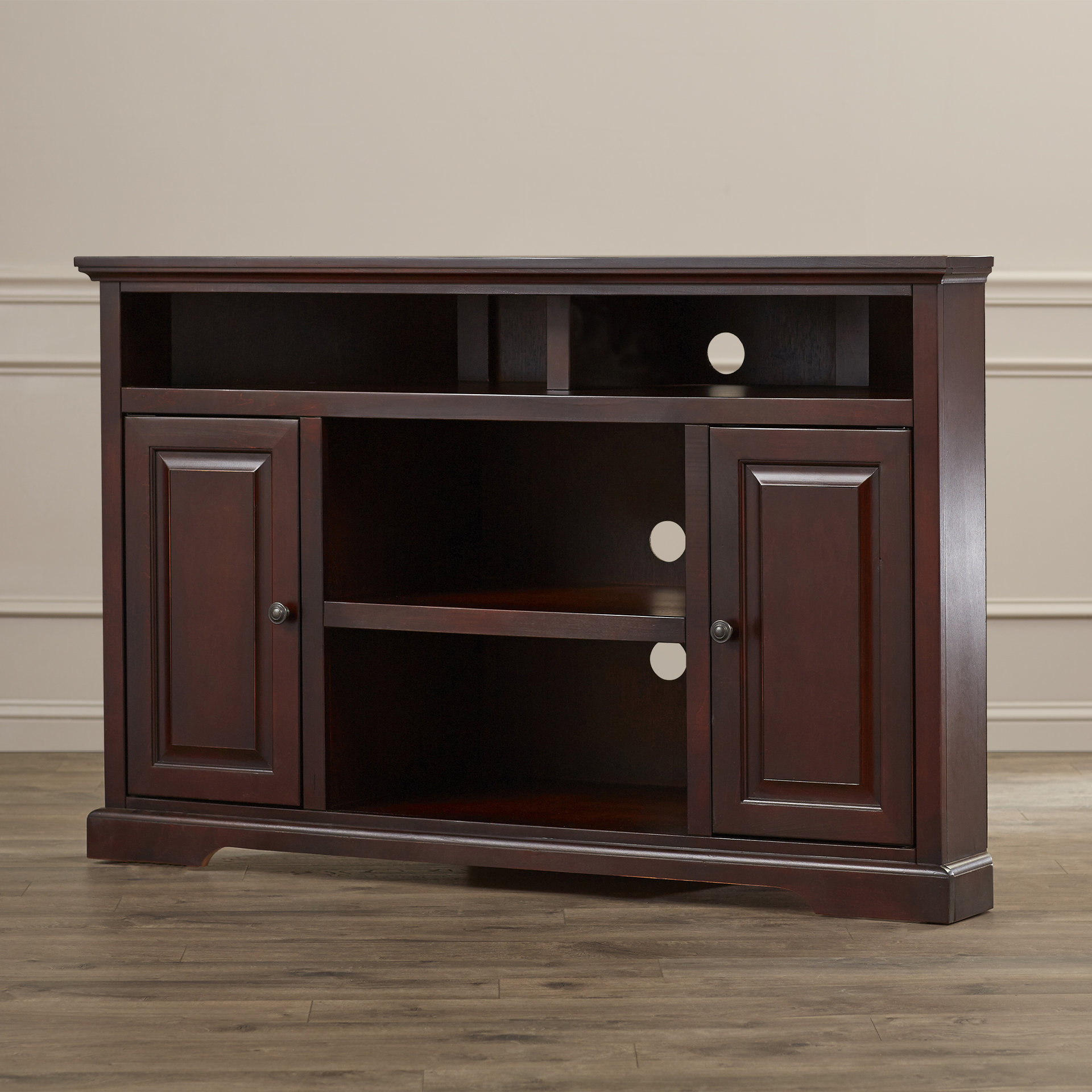 """Legrand 56"""" Tv Stand For Tvs Up To 55"""" & Reviews 