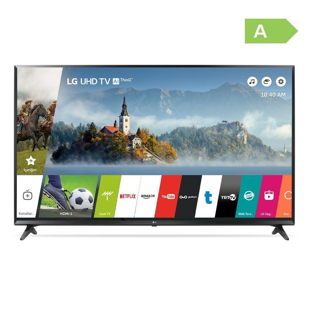 "Lg 49uk6200 49"" 123 Ekran Webos 4k Ultra Hd Smart Led Tv En Ucuz Fiyatı With Ducar 74 Inch Tv Stands (View 12 of 30)"