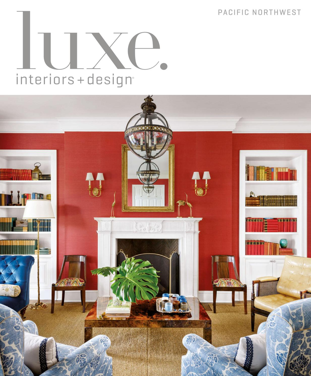 Luxe Magazine March 2017 Pacific Northwestsandow® – Issuu Inside Kilian Black 74 Inch Tv Stands (View 10 of 27)