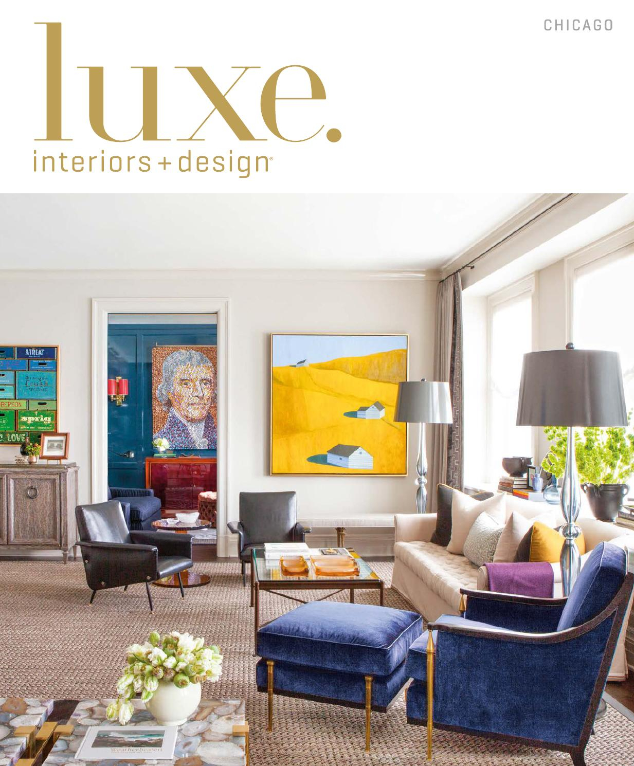 Luxe Magazine September 2015 San Franciscosandow® – Issuu Throughout Kilian Black 74 Inch Tv Stands (View 17 of 27)