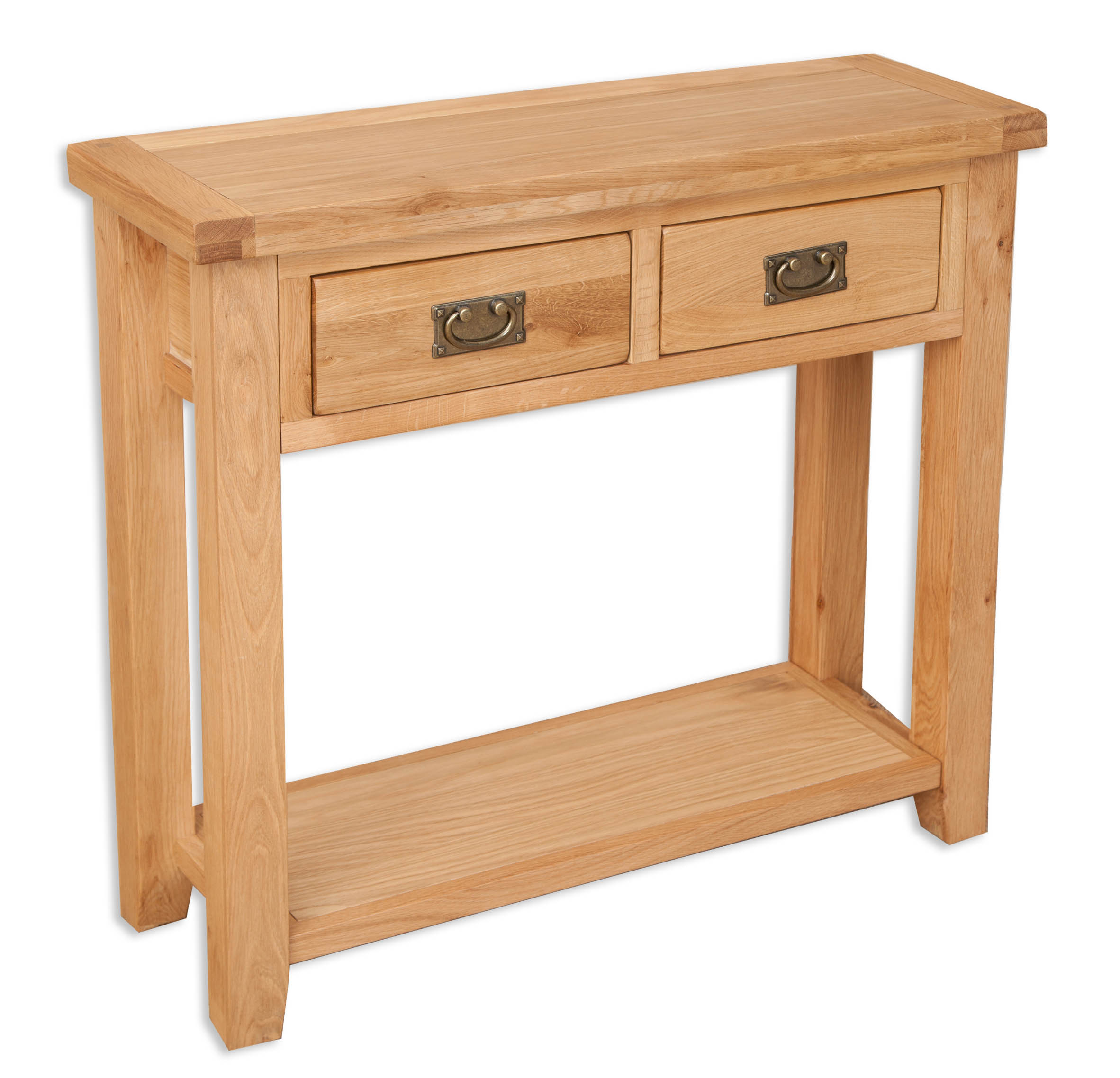 Featured Photo of Natural 2 Door Plasma Console Tables