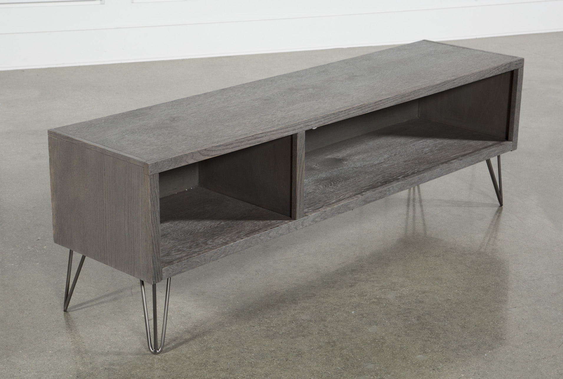 Melrose Titanium 65 Inch Lowboy Tv Stand | Products | Lowboy, Houzz pertaining to Melrose Titanium 65 Inch Lowboy Tv Stands (Image 26 of 30)