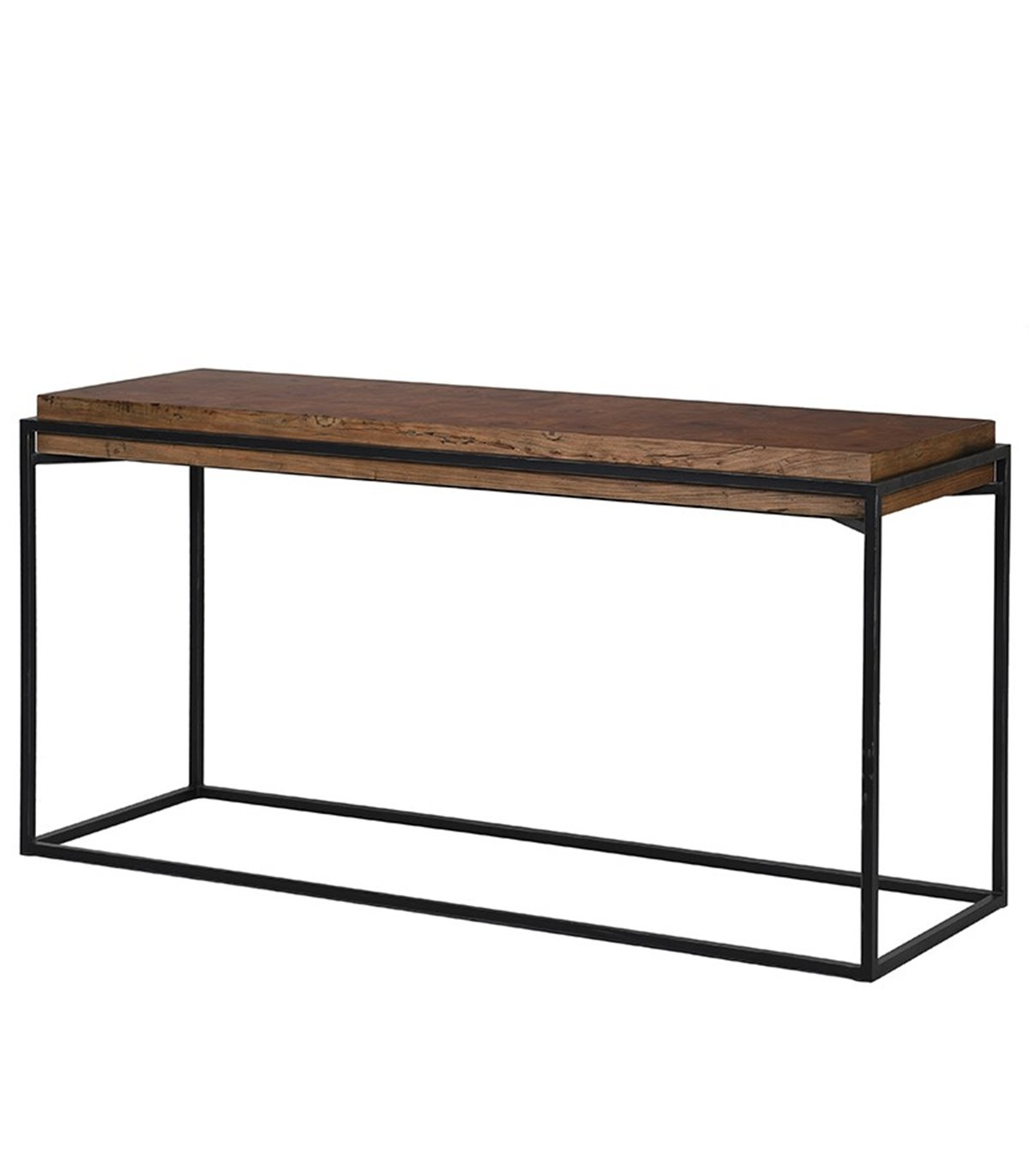 Metal Frame Console Table Throughout Frame Console Tables (View 23 of 30)