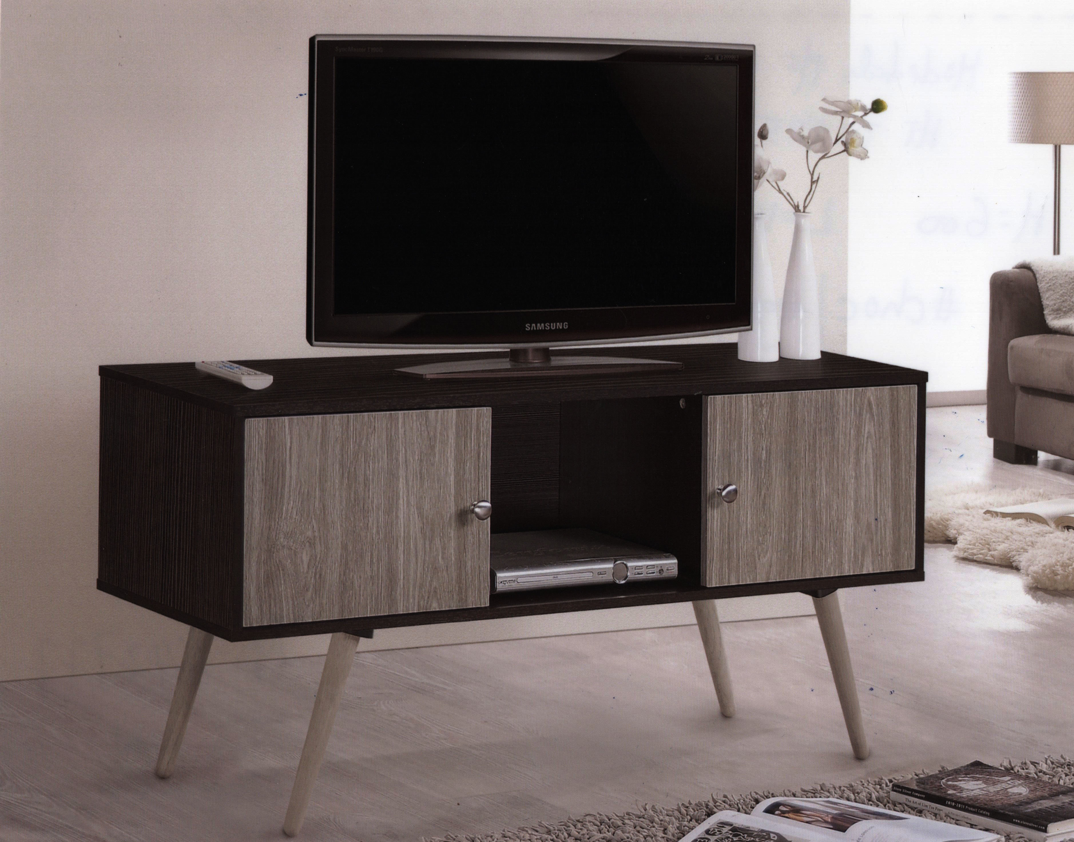 Mid Century Modern Tv Stands You'll Love | Wayfair (View 3 of 30)