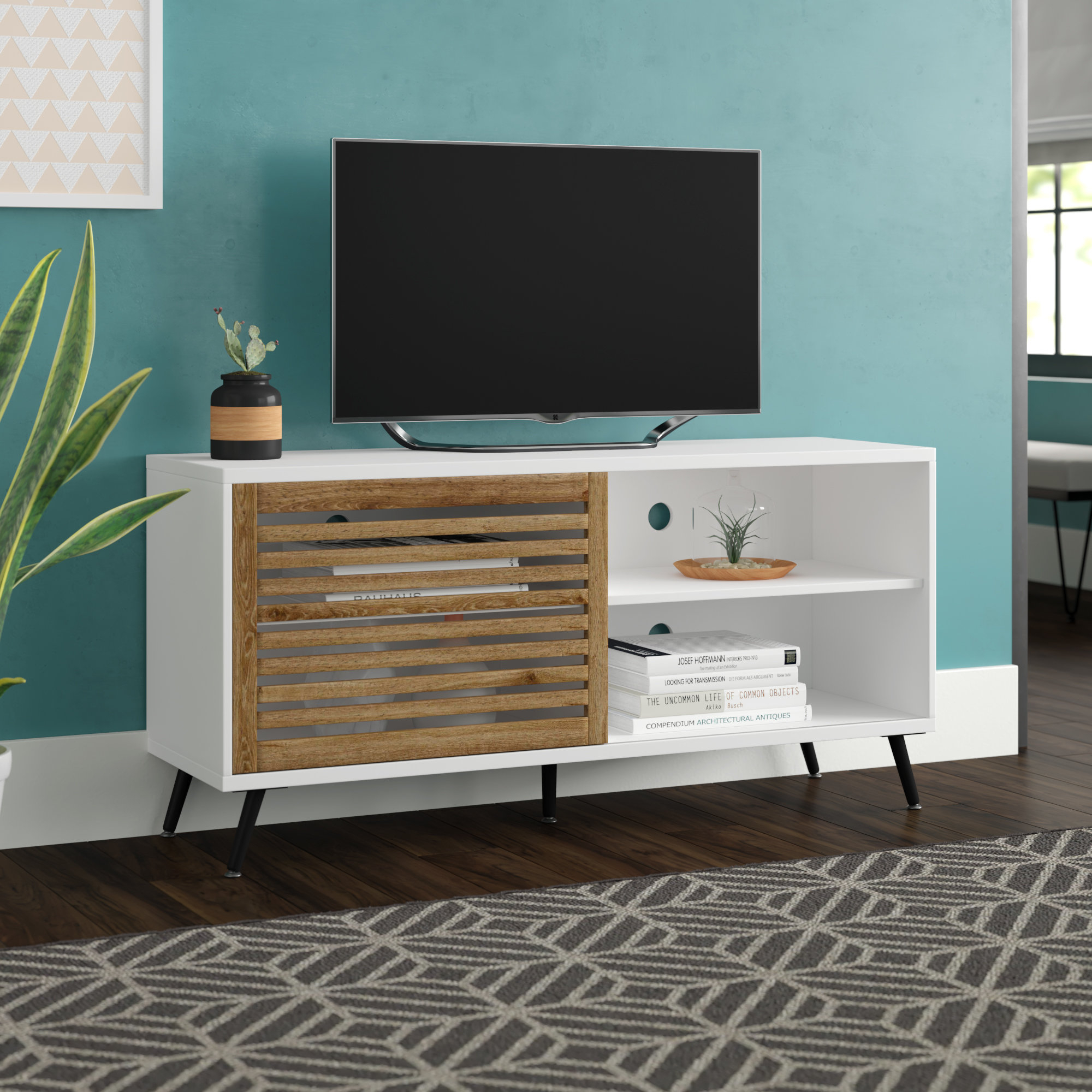 Mid Century Modern Tv Stands You'll Love   Wayfair Within Laurent 50 Inch Tv Stands (View 22 of 30)