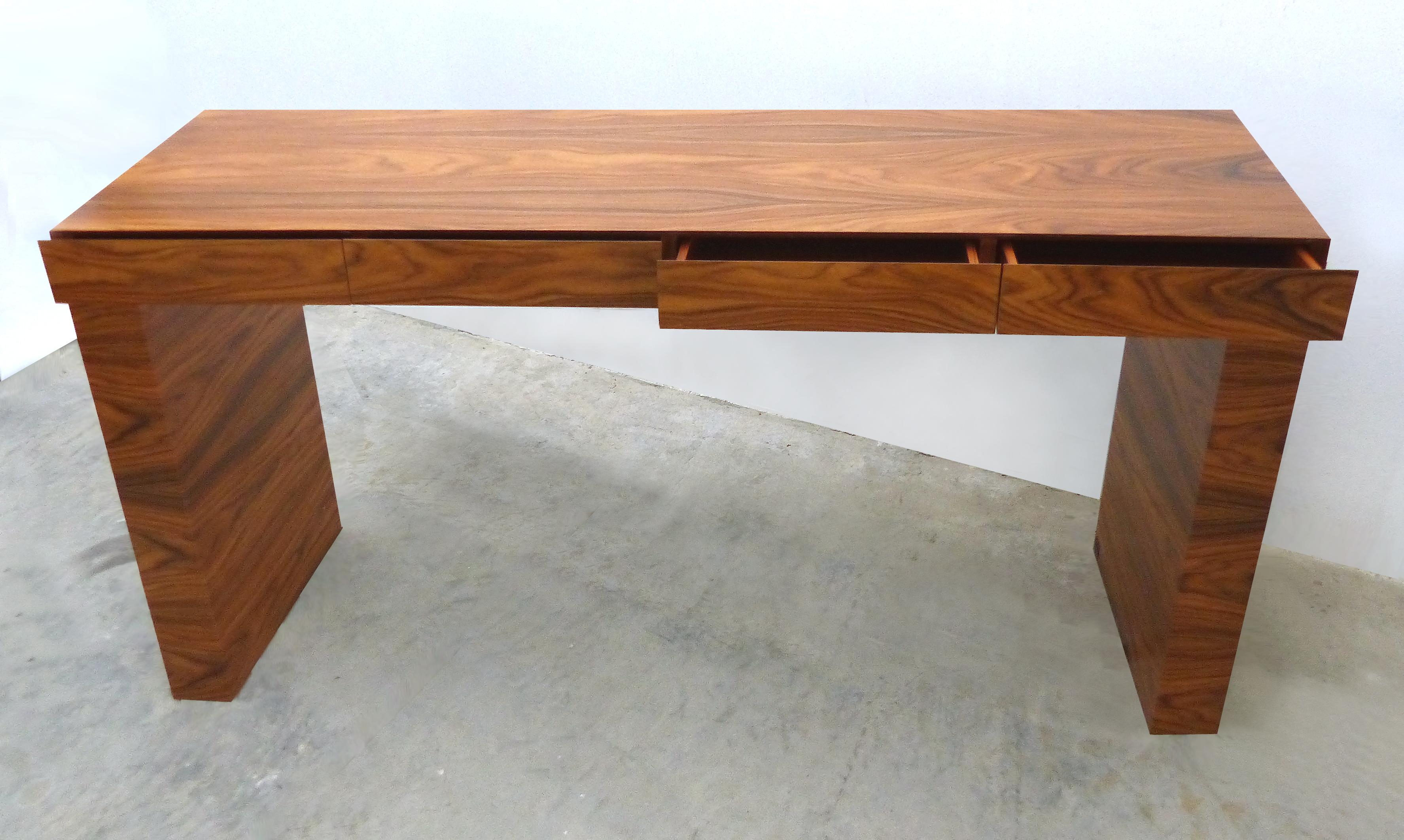 Minimalist Console Table Designedumberto Asnago For Mobilidea Pertaining To Era Limestone Console Tables (View 24 of 30)