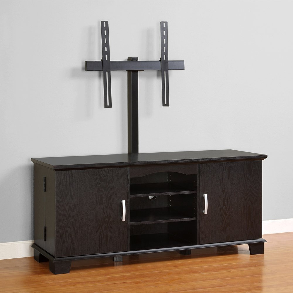 Modern Tv Mount Contemporary Stands Small Z Line Desk Assembly intended for Murphy 72 Inch Tv Stands (Image 21 of 30)
