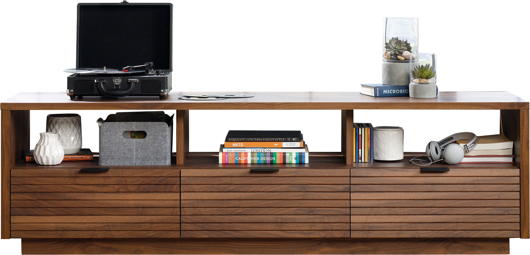 Modern Tv Stands & Entertainment Centers   Allmodern Throughout Laurent 50 Inch Tv Stands (View 9 of 30)