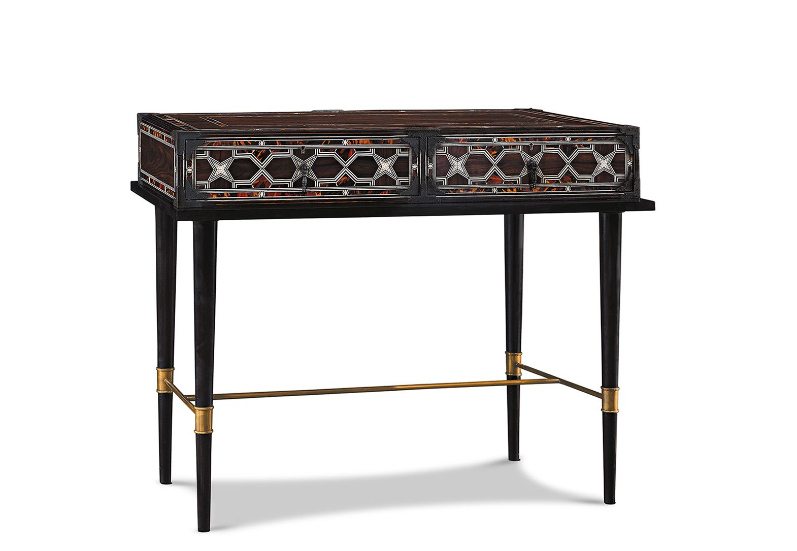Mughal Console – Alfonso Marina | Traditional Style Console Tables With Regard To Intarsia Console Tables (View 21 of 30)
