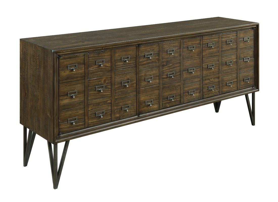 Munden Credenza | Client1 | Credenza, Drawers, Cabinet with Wakefield 85 Inch Tv Stands (Image 12 of 30)