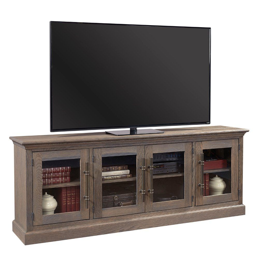 Natural Brown Rustic Oak 85 Inch Tv Stand   Barnhouse In 2018 | Casa With Regard To Ducar 84 Inch Tv Stands (Photo 9 of 30)