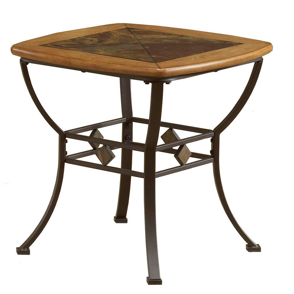 New Era Of Wrought Iron End Tables House Design Outdoor Accent Tables With Era Limestone Console Tables (View 19 of 30)
