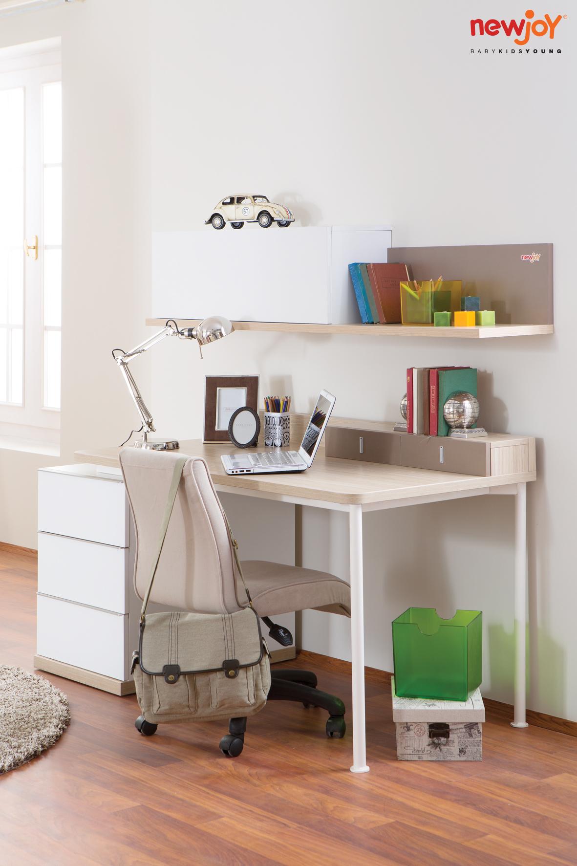 Newjoy White Moca Çalışma Masası #çalışmamasası #oda #mobilya #dekor In Dixon White 65 Inch Tv Stands (Photo 29 of 30)