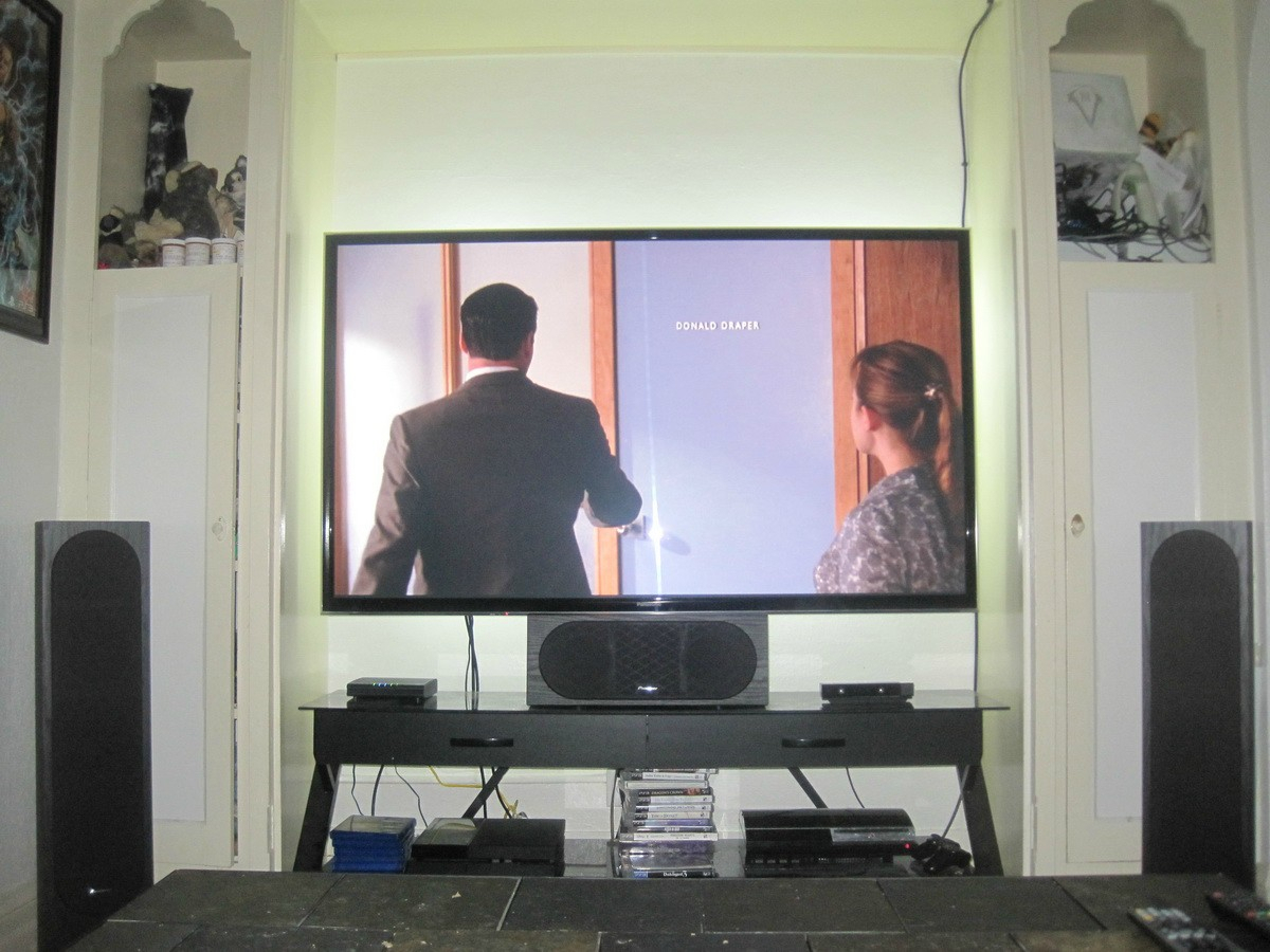 """Non Wall Mounted 65""""+ Tv Owners, Show Me Your Tv Stand 