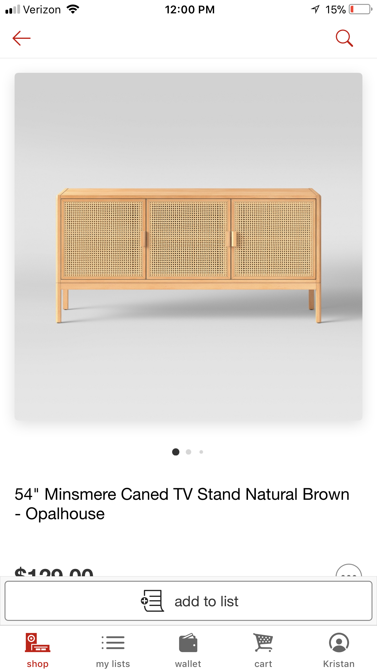 Opal House Target Tv Stand | New Home! In 2019 | Bedroom, House for Canyon 54 Inch Tv Stands (Image 17 of 30)