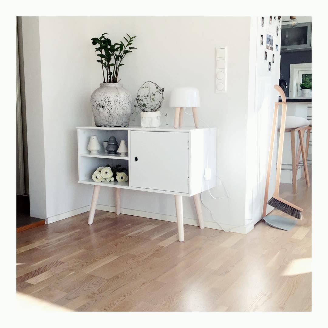 Oplev Cabinet☀ #livingroom #jysk | H | Pinterest | Dorm Regarding Dixon Black 65 Inch Highboy Tv Stands (View 11 of 30)
