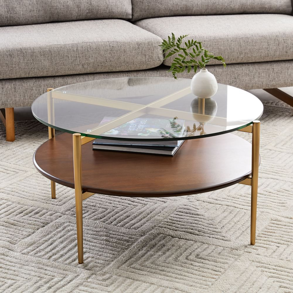 Origami Coffee Table | To Buy | Pinterest | Round Coffee Table Pertaining To Era Limestone Console Tables (View 18 of 30)