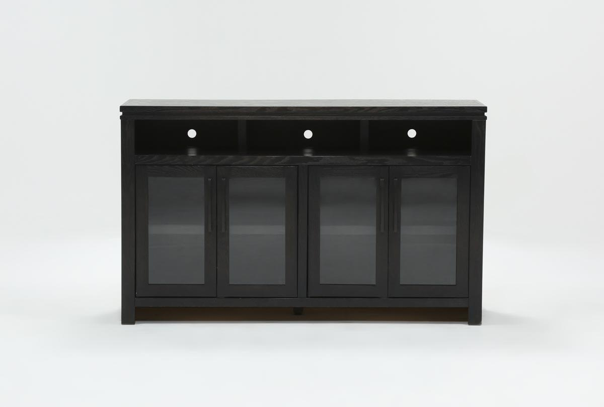Oxford 60 Inch Tv Stand | Living Spaces With Ducar 74 Inch Tv Stands (View 7 of 30)