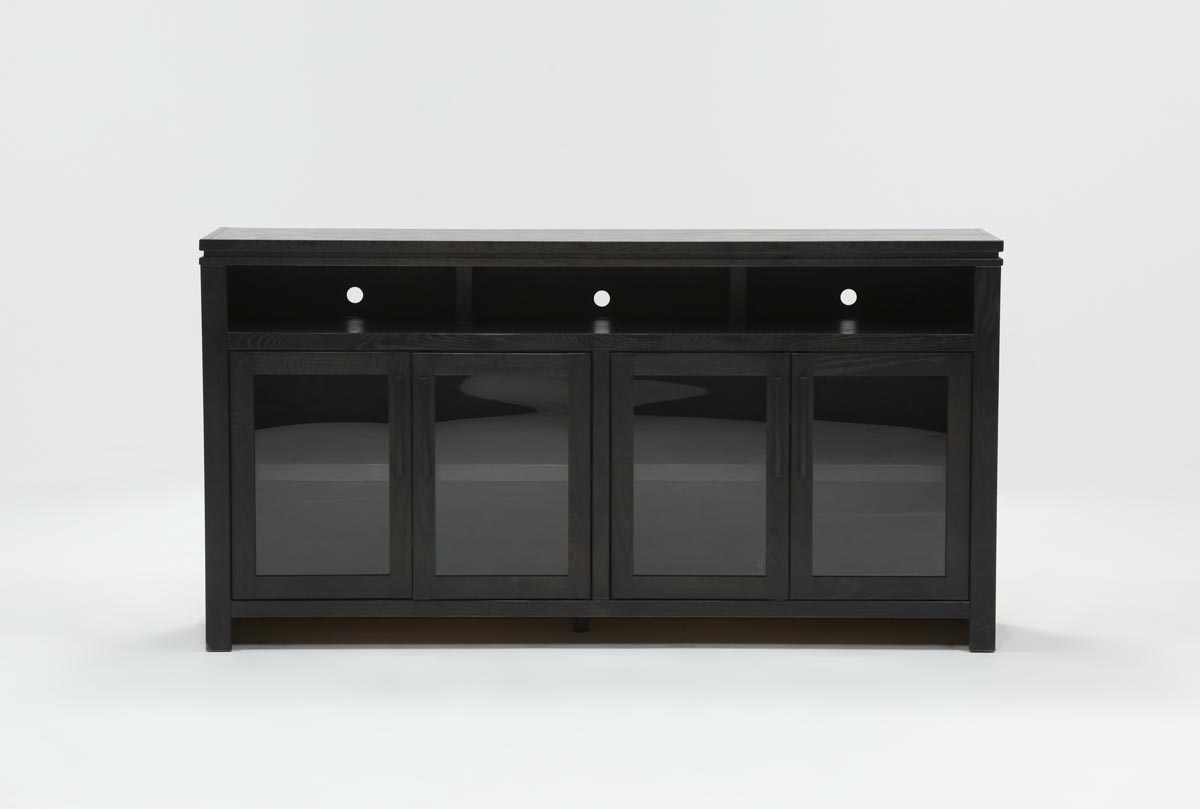 Oxford 70 Inch Tv Stand | Living Spaces In Ducar 74 Inch Tv Stands (View 6 of 30)
