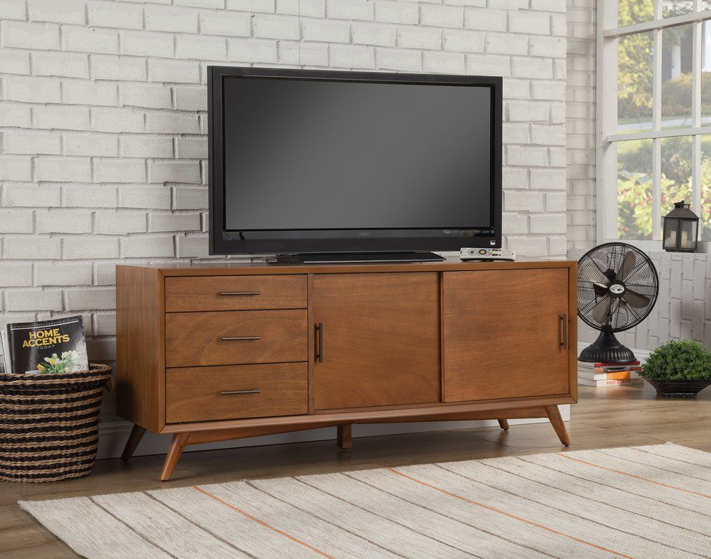Parocela 64'' Tv Stand | Home Stuff | Pinterest | Tv Stands pertaining to Rowan 64 Inch Tv Stands (Image 21 of 30)