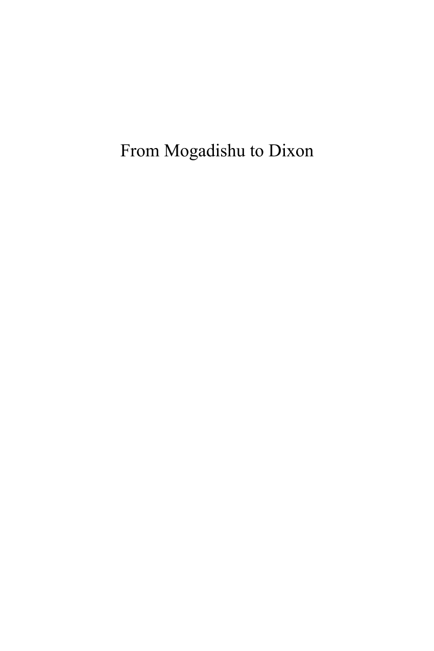 Pdf) From Mogadishu To Dixon: The Somali Diaspora In A Global Context. In Dixon White 58 Inch Tv Stands (Photo 22 of 30)