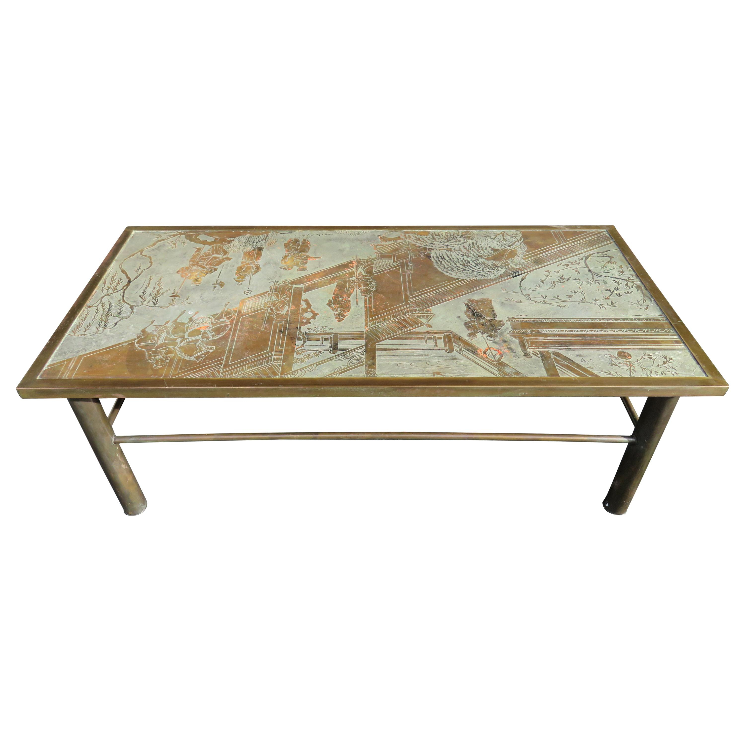 Philip And Kelvin Laverne Tables - 130 For Sale At 1Stdibs in Phillip Brass Console Tables (Image 16 of 30)