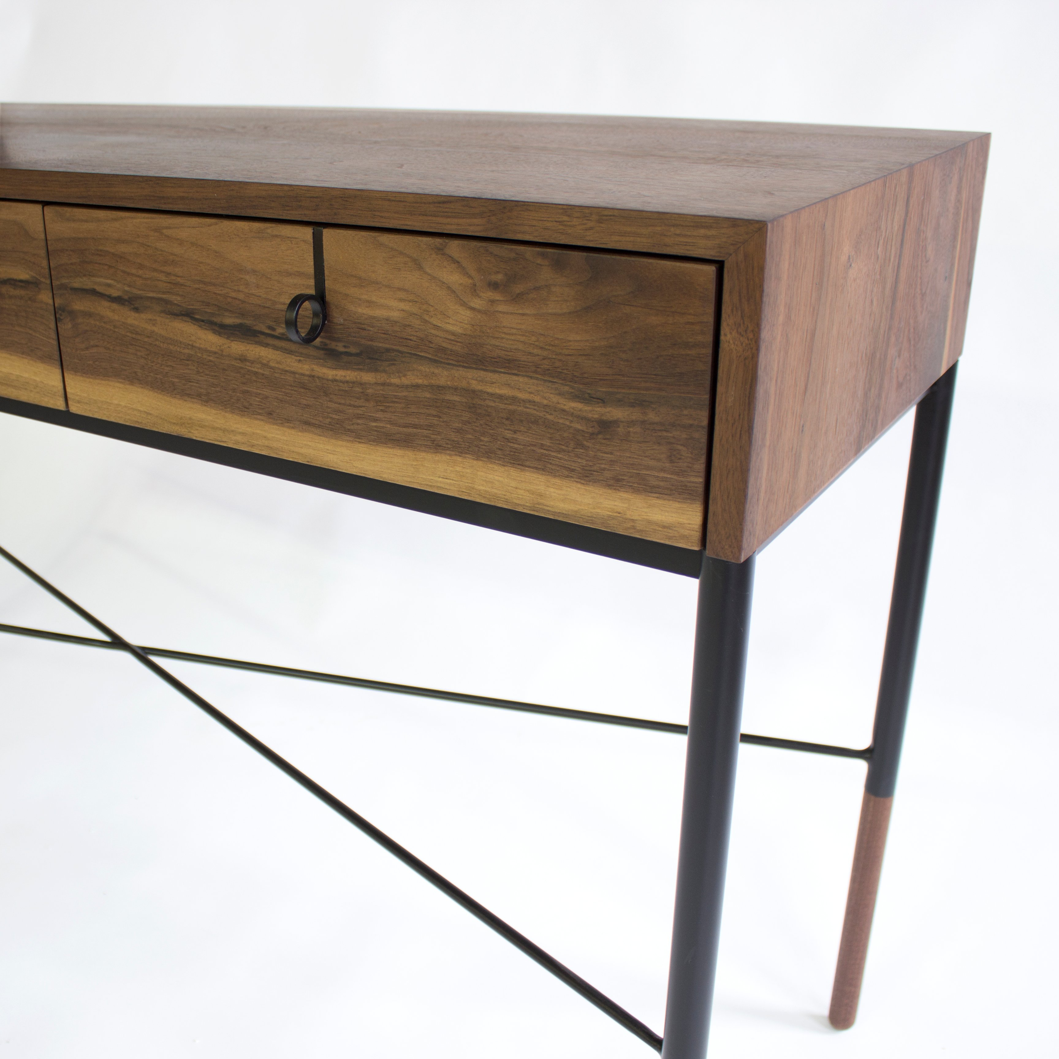 Featured Photo of Phillip Brass Console Tables