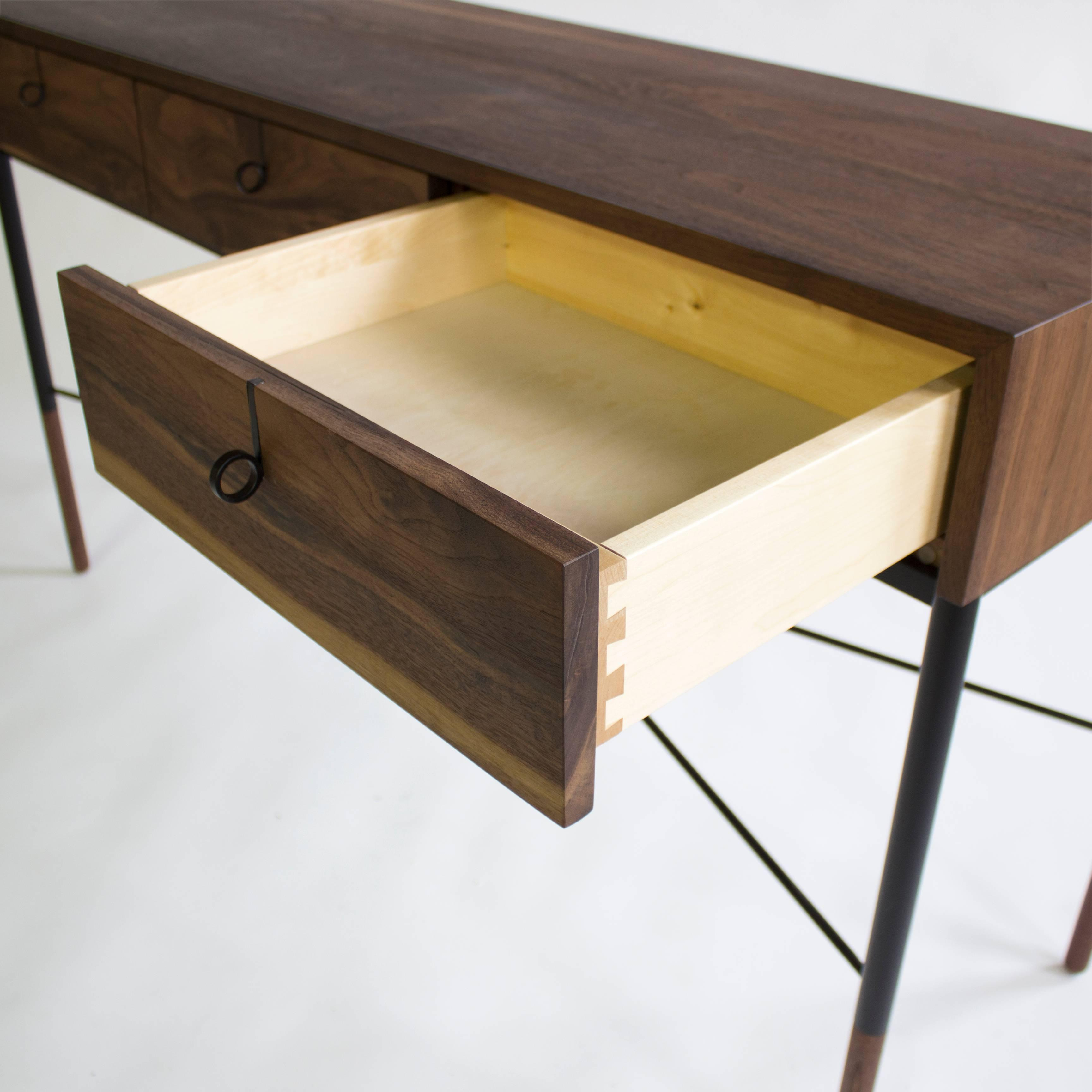 Phillip Console And Hall Table For Sale At 1Stdibs Inside Phillip Brass Console Tables (Photo 5 of 30)