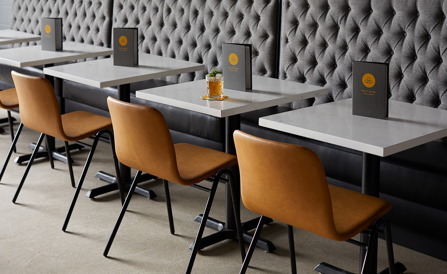 Restaurant Furniture | Grand Rapids Chair with Chari Media Center Tables (Image 15 of 30)