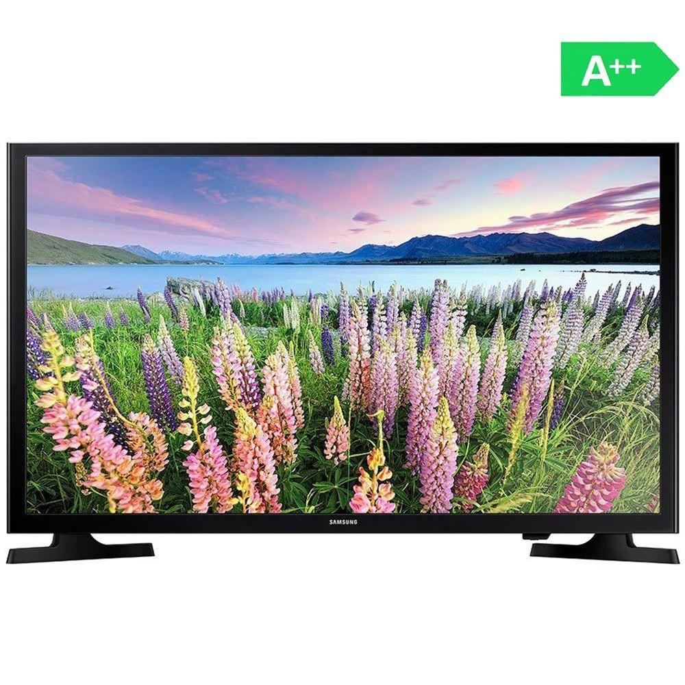"Samsung 40j5270 40"" 102 Ekran Uydu Alıcılı Full Hd Smart Led Tv Intended For Ducar 74 Inch Tv Stands (View 11 of 30)"