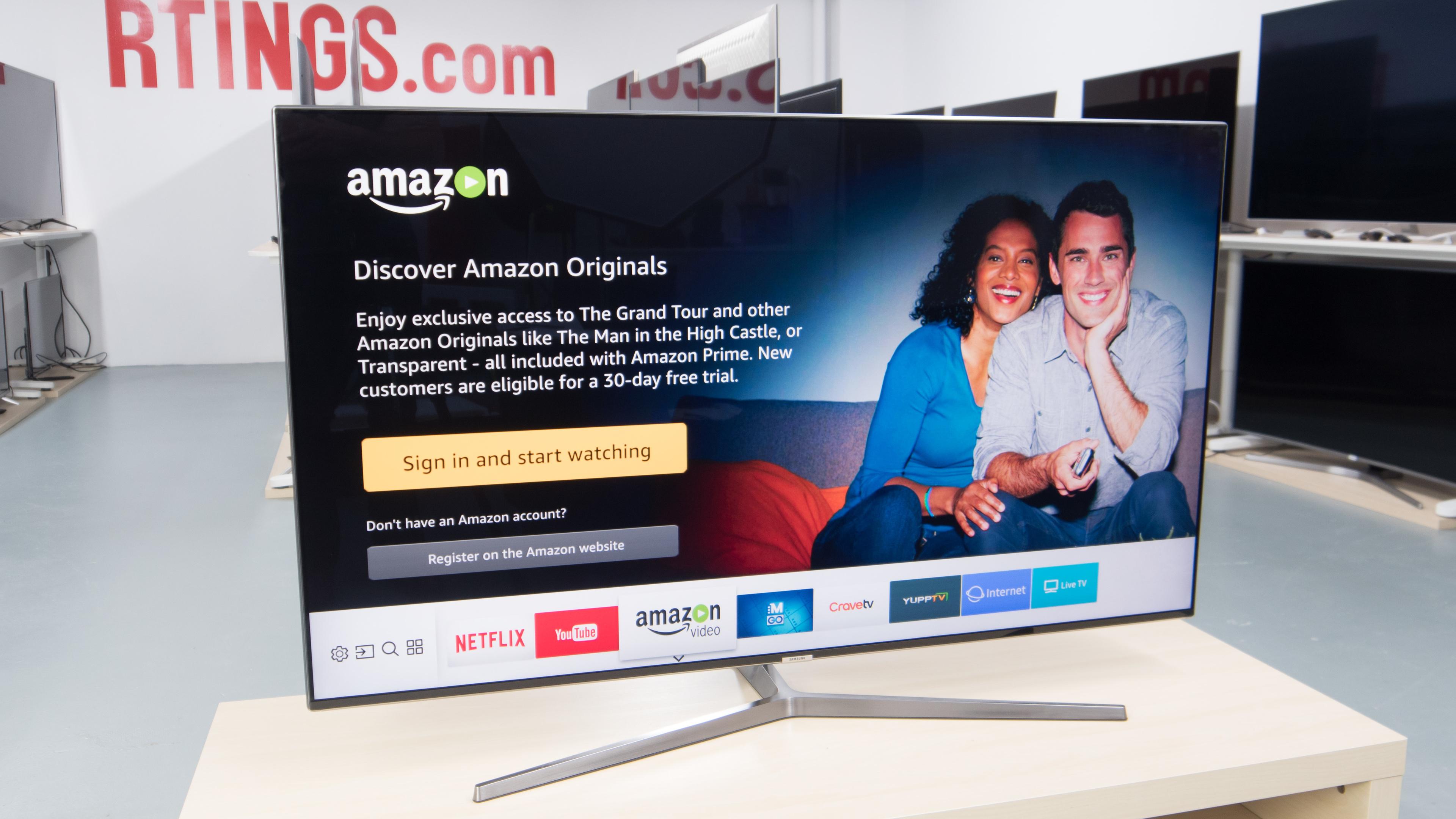 Samsung Mu9000 Review (Un55Mu9000, Un65Mu9000, Un75Mu9000) - Rtings throughout Caden 63 Inch Tv Stands (Image 17 of 30)