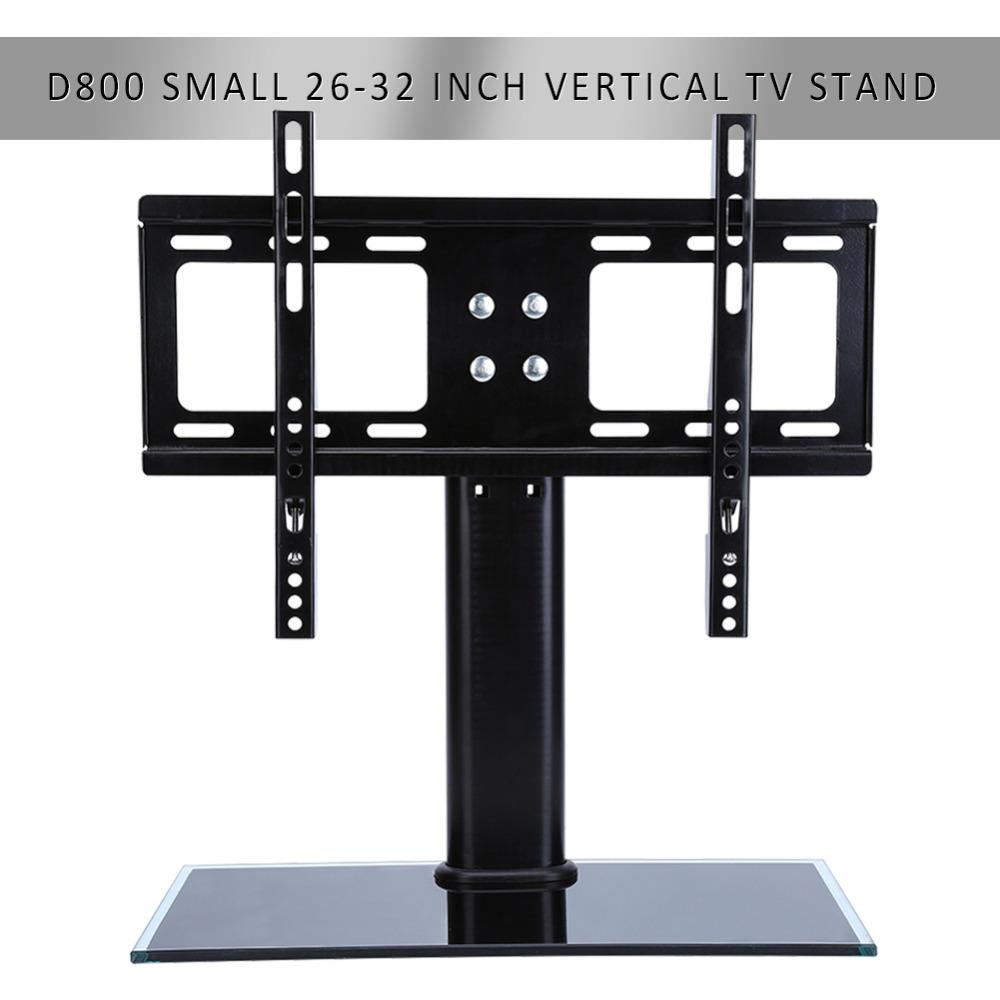 Satın Al Düz Ekran Dirsek 26 32 Inç Led Lcd Tv Montaj Braketi Cam For Ducar 74 Inch Tv Stands (View 15 of 30)