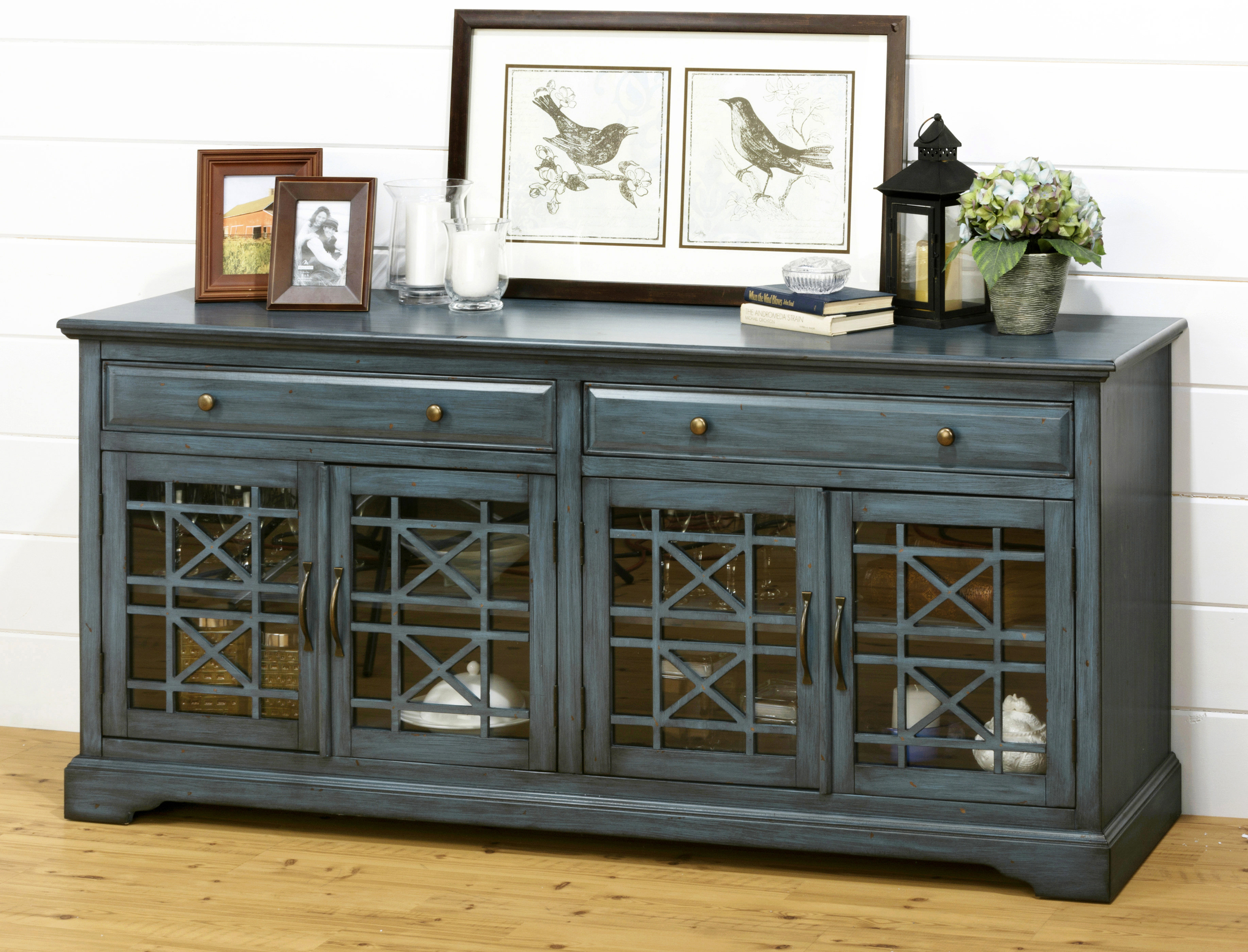 Sideboards & Buffet Tables You'll Love | Wayfair for Willa 80 Inch Tv Stands (Image 23 of 30)