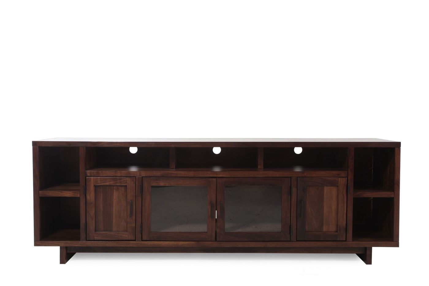 Silviano 84quot Console Table Crate And Barrel Demilune Console Table Throughout Silviano 84 Inch Console Tables (View 17 of 30)