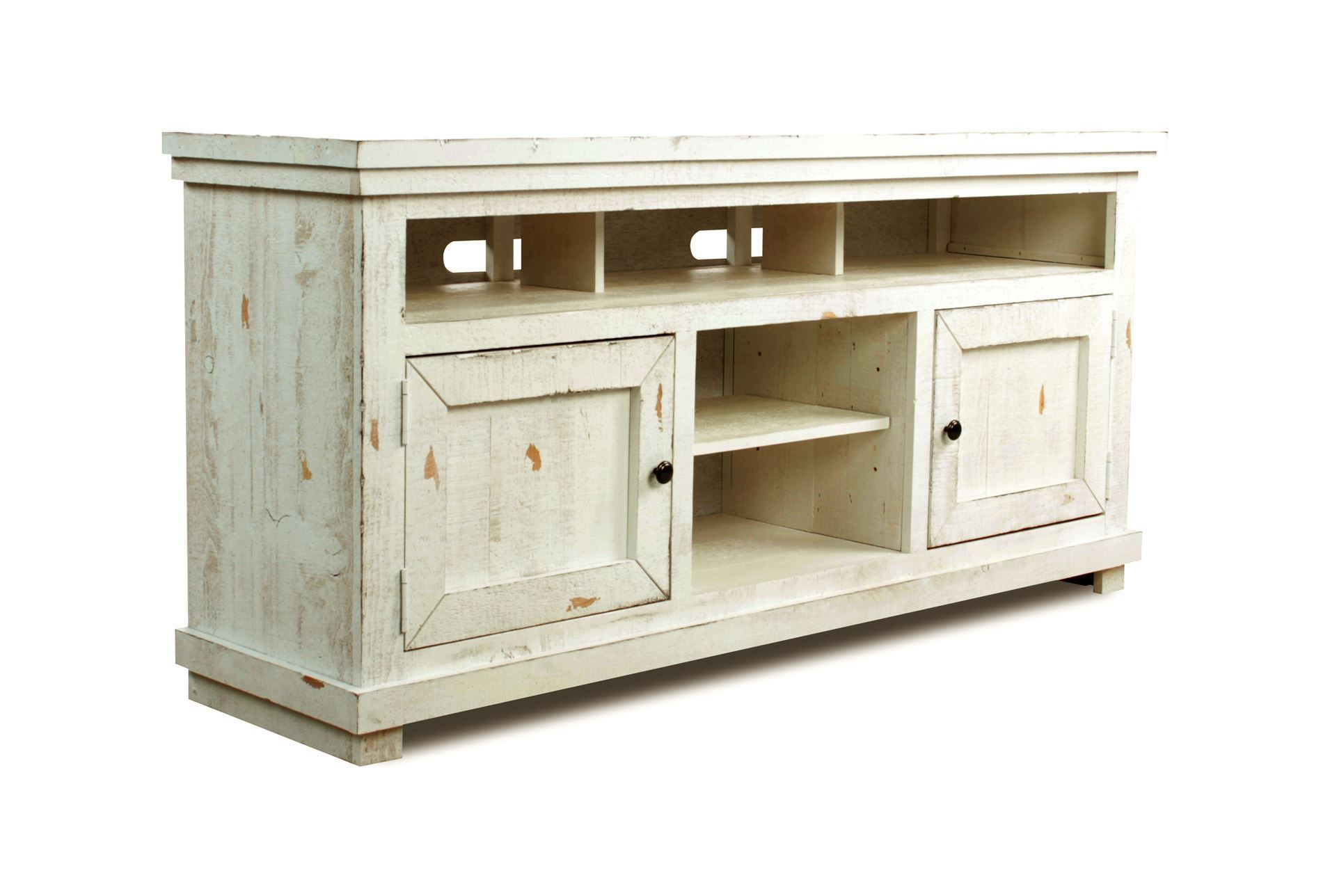 Popular Photo of Sinclair White 64 Inch Tv Stands