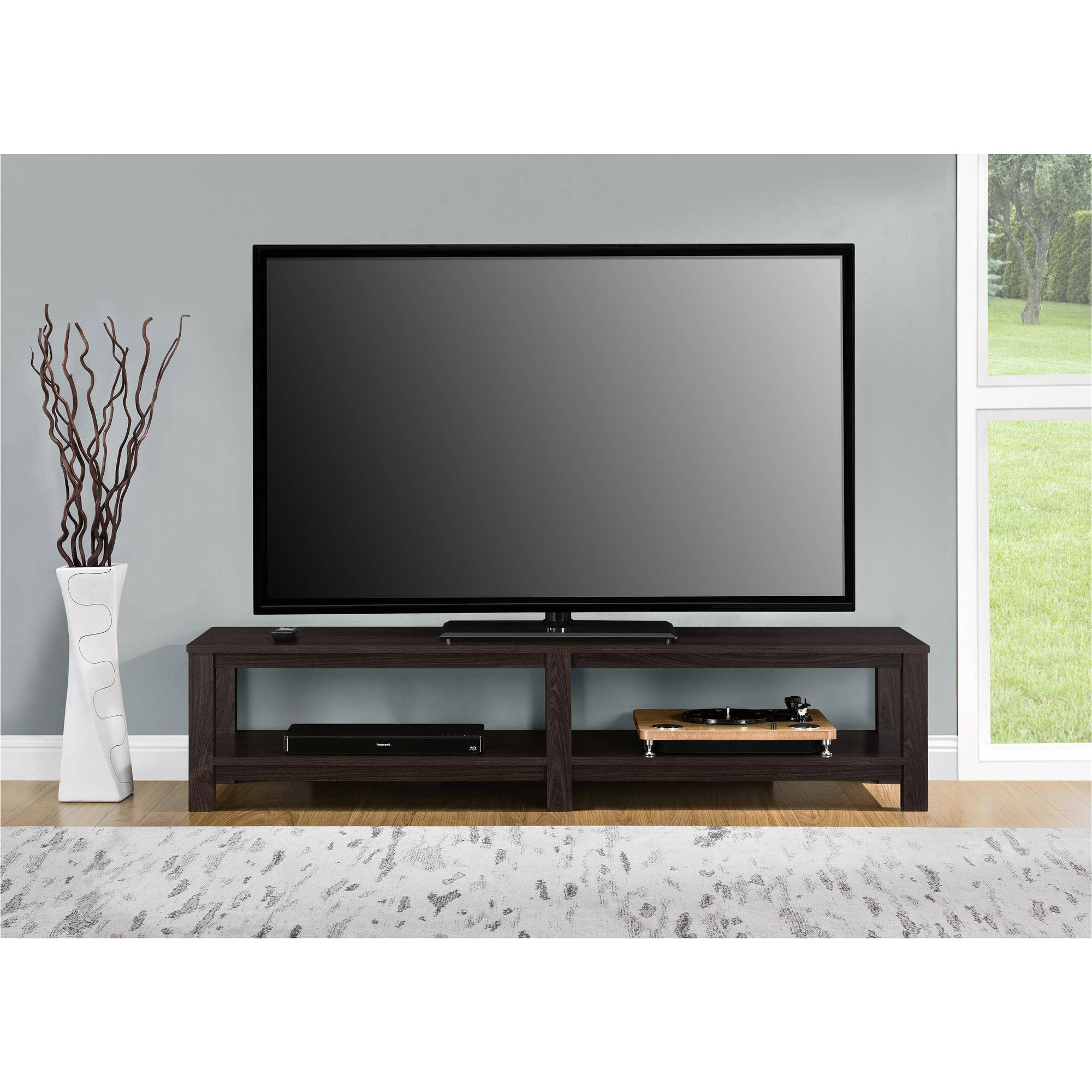 Small Contemporary Tv Stands Z Line Designs Stand Walmart Cheap within Murphy 72 Inch Tv Stands (Image 24 of 30)