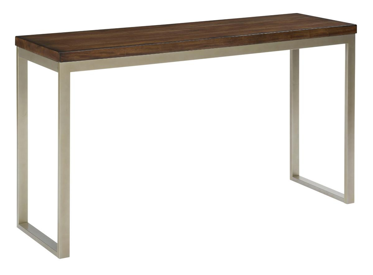 Sofa Table: Appealing Contemporary Sofa Table Design Skinny Console intended for Parsons Walnut Top & Brass Base 48X16 Console Tables (Image 24 of 30)