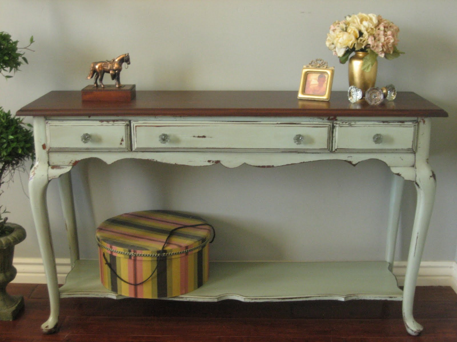 Sofa Tables: Astonish Distressed Sofa Tables Design Rustic Console With Antique White Distressed Console Tables (View 11 of 30)