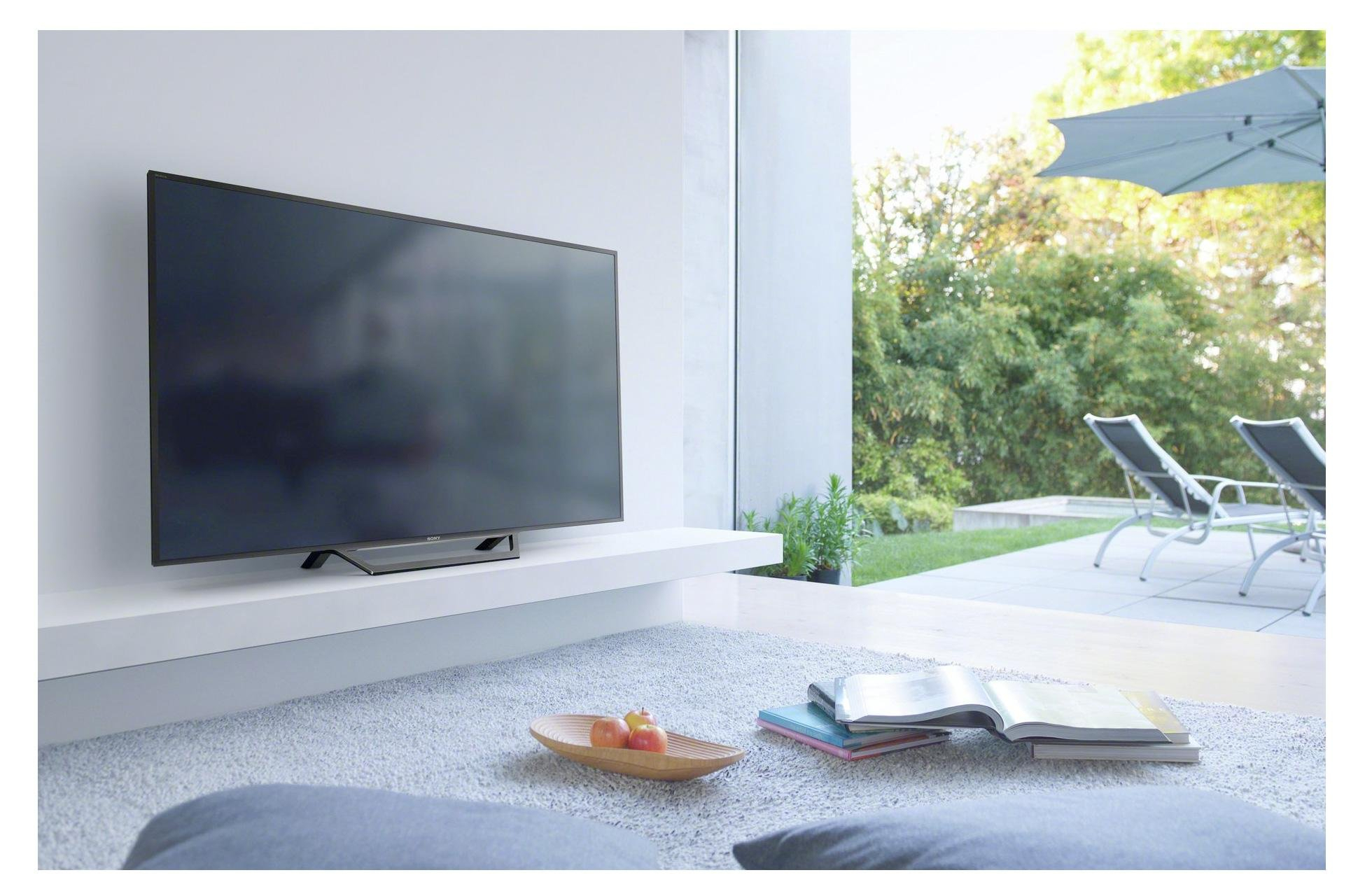 Sony Bravia Kdl48Wd653 | 48 Inch Smart Led Tv 1080P Hd Freeview Hd Regarding Wakefield 85 Inch Tv Stands (View 30 of 30)