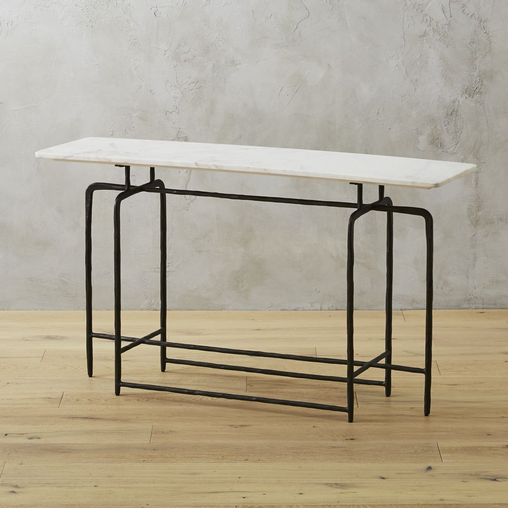Sophia Marble Console Table | Marble Console Table, Console Tables with regard to Ventana Display Console Tables (Image 25 of 30)