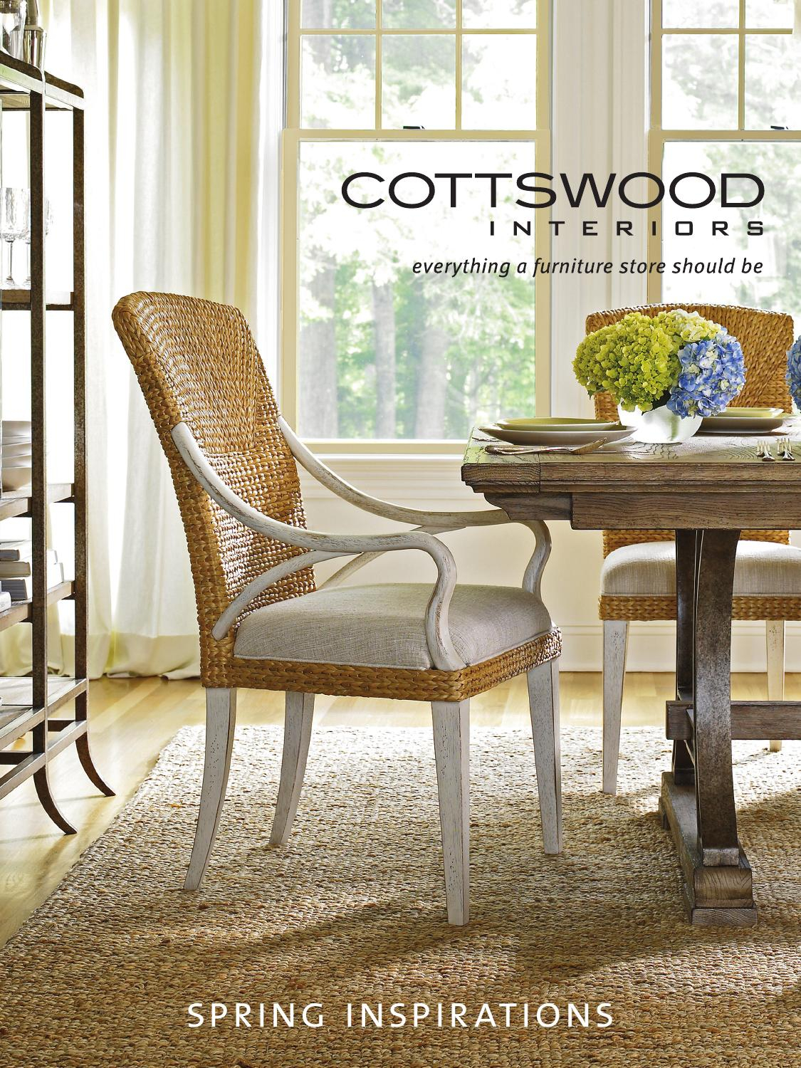 Spring Inspirations Cataloguecottswood Interiors - Issuu pertaining to Mayfield Plasma Console Tables (Image 28 of 30)