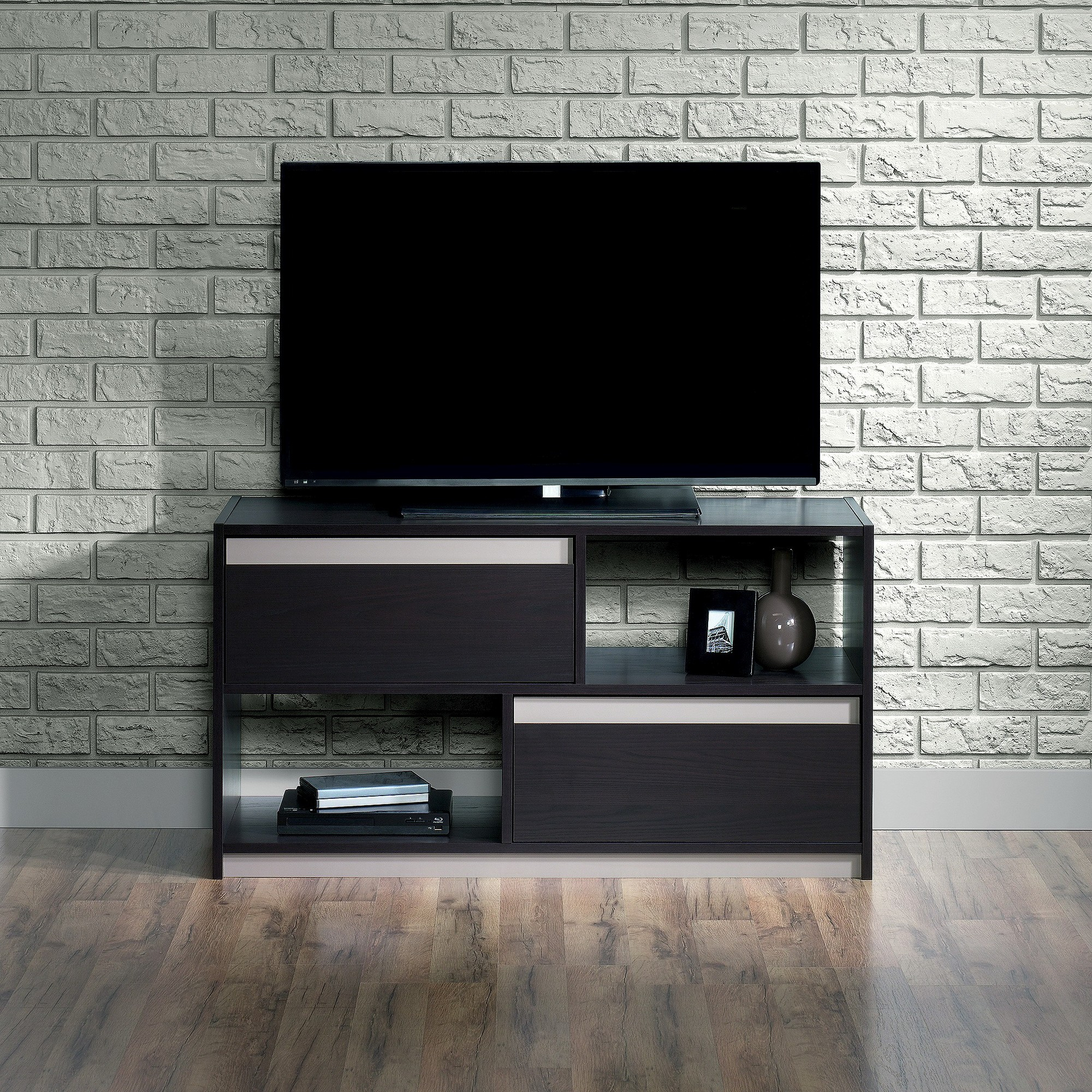 "Square1 Tv Stand With Reversible Accents 42"" (fits Up To 47 Inside Maddy 60 Inch Tv Stands (View 6 of 30)"