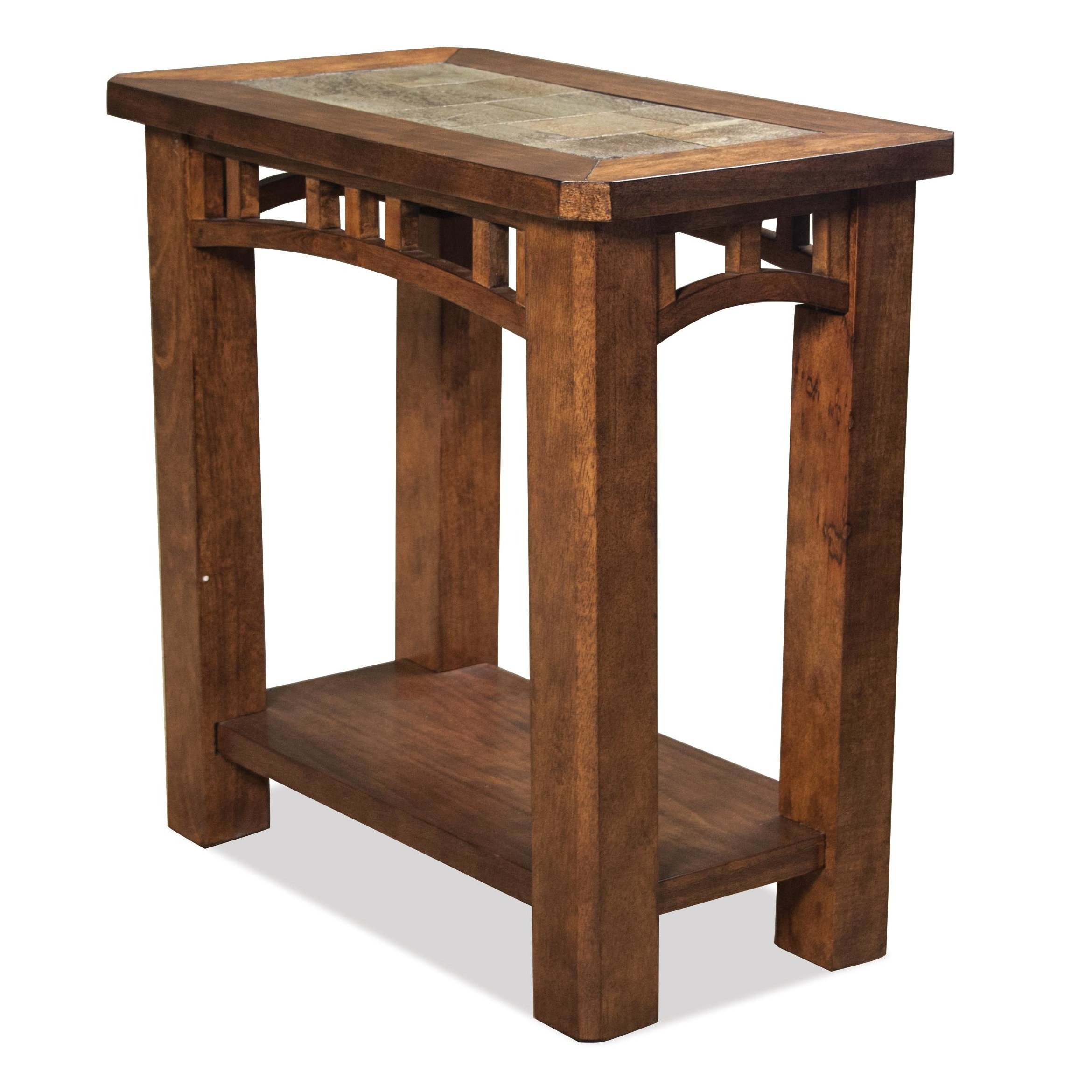 Stone End & Side Tables You'll Love | Wayfair Intended For Layered Wood Small Square Console Tables (View 16 of 30)