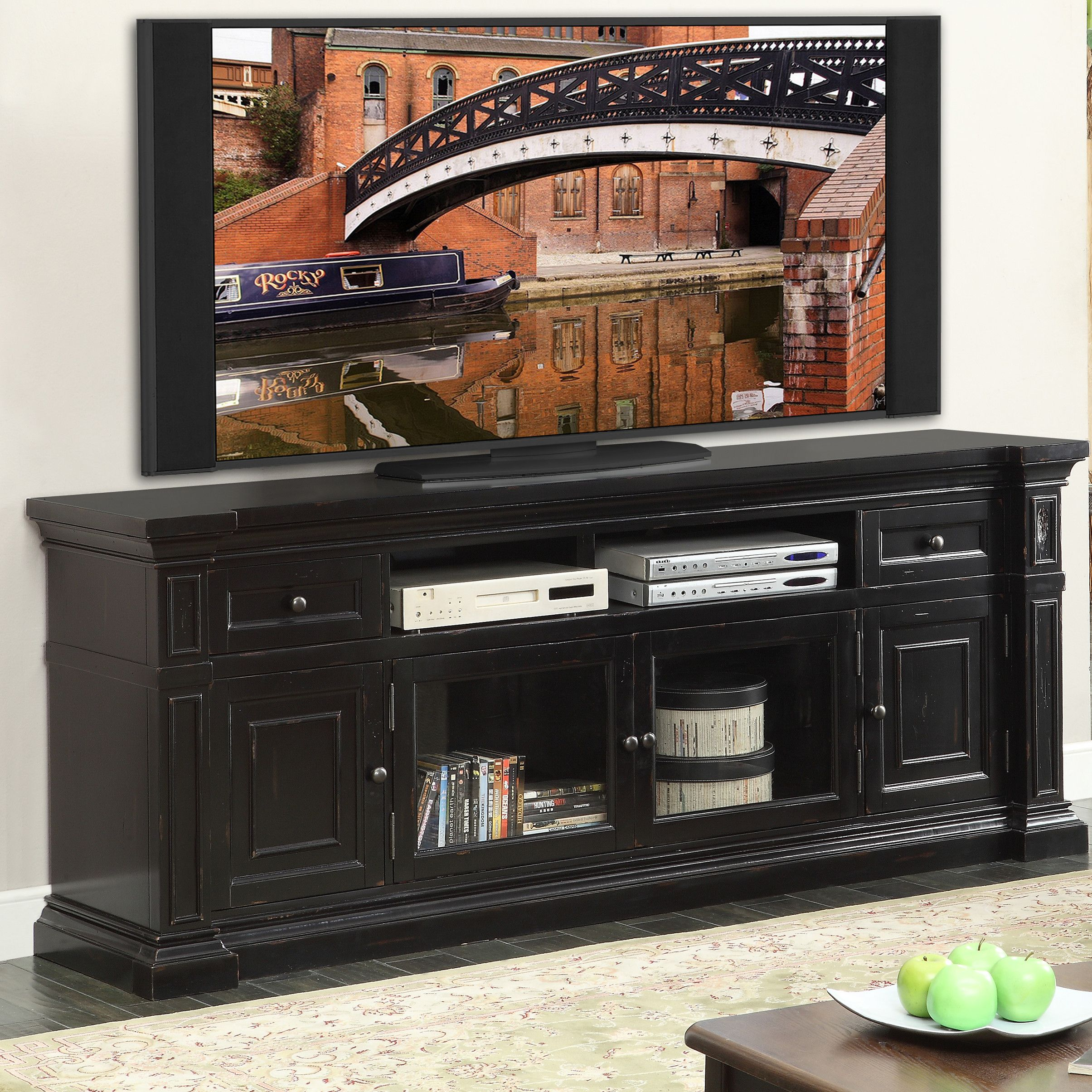 """Stotts Tv Stand For Tvs Up To 75"""" 