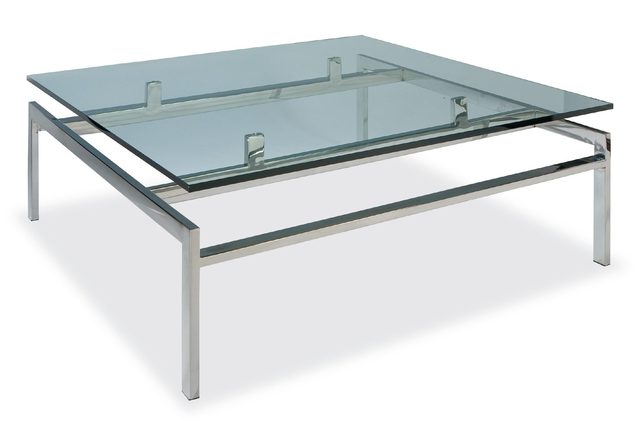 """Swaim 245 2 Cocktail Table, 54"""" Sq (View 14 of 30)"""