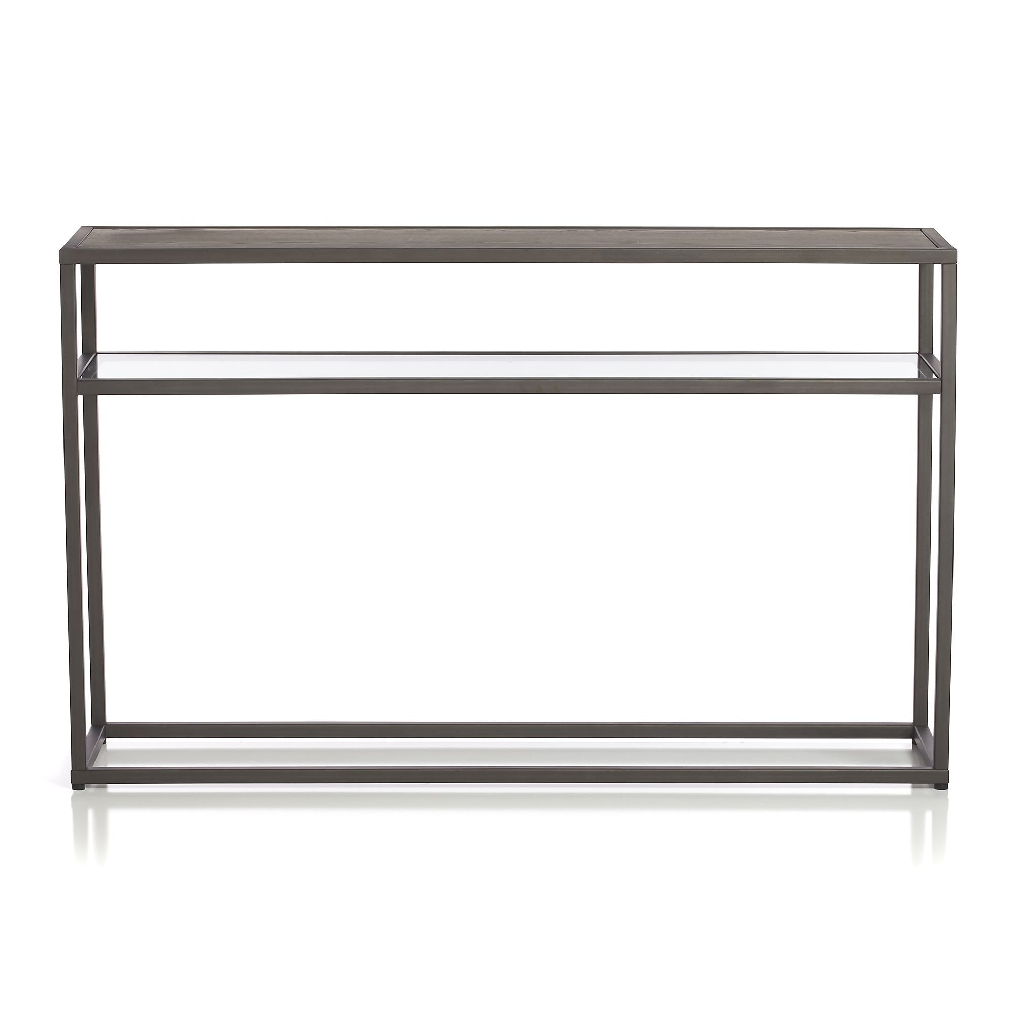 Switch Console Table | Crate And Barrel | Apartment Stuff Throughout Switch Console Tables (View 2 of 30)