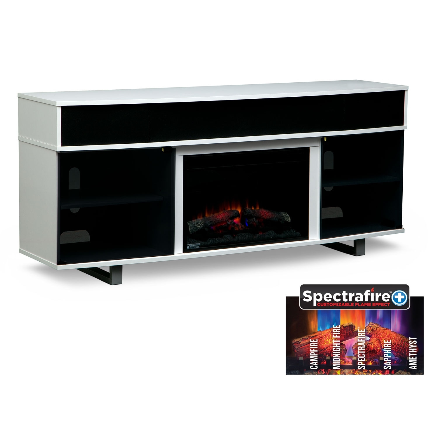 T V Stands & Media Centers   Value City For Preston 66 Inch Tv Stands (View 2 of 28)