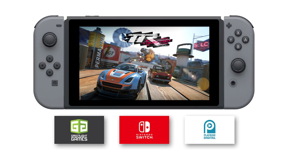 Table Top Racing: World Tour Heading To Switch – Nintendo Everything With Switch Console Tables (View 24 of 30)