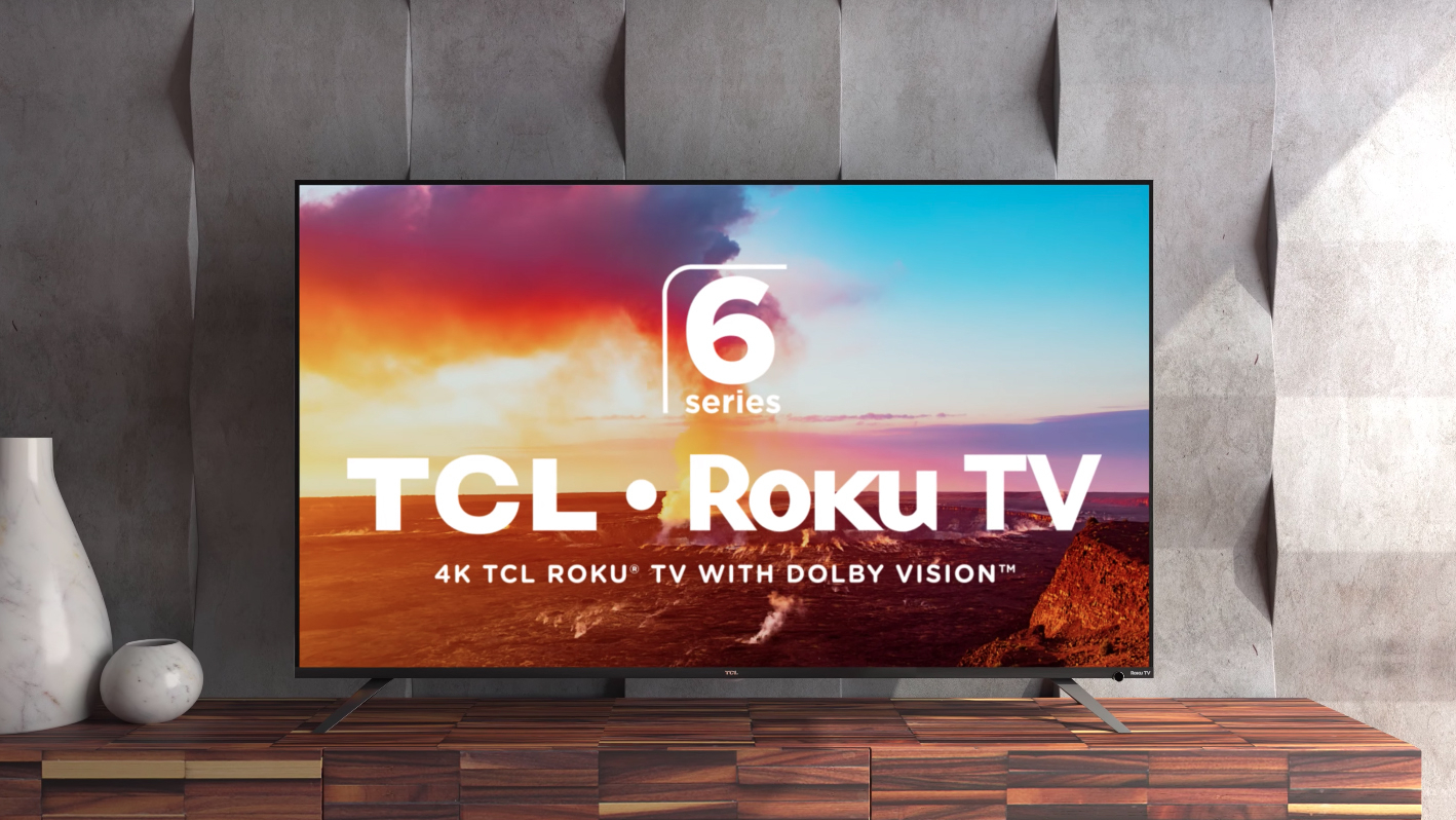 Tcl 6 Series Roku Tv (r615, R617) Review | Techradar Within Kenzie 72 Inch Open Display Tv Stands (View 23 of 30)