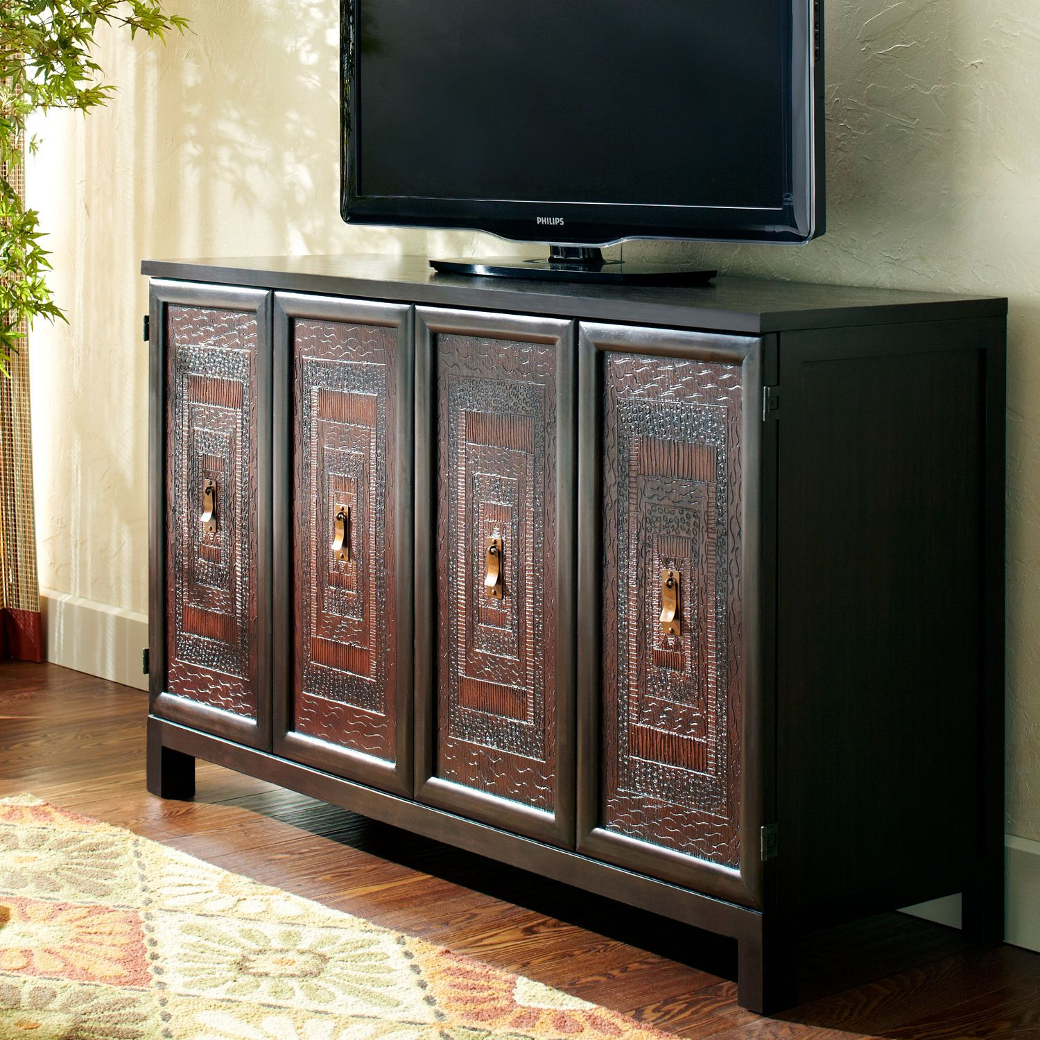Featured Photo of Dixon White 58 Inch Tv Stands